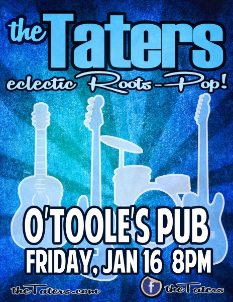 O'Toole's Pub Jan 2015