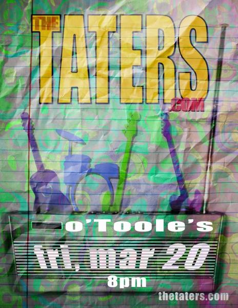 O'Toole's Mar 2015