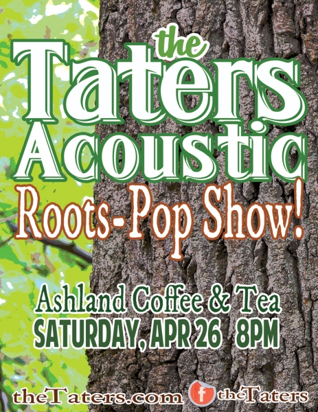 Ashland Coffee & Tea, Acoustic Show, Apr 2014