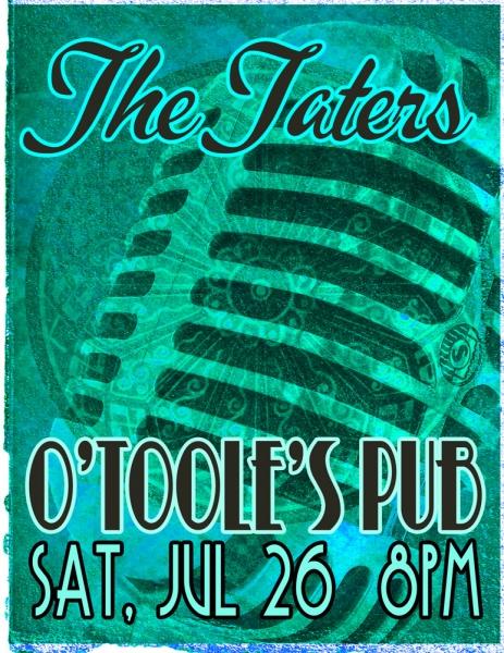 O'Toole's, Jul 2014