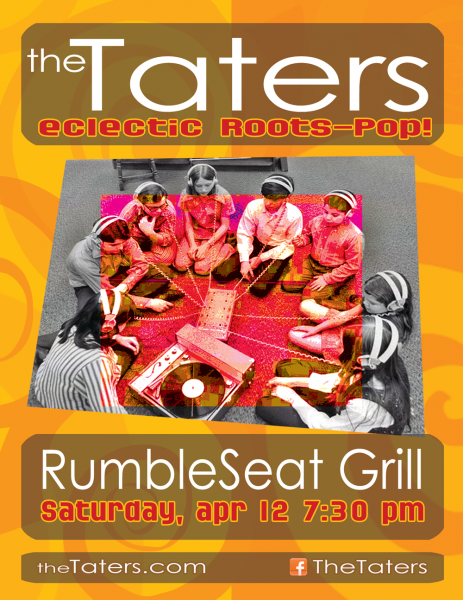 Rumbleseat Grill, Apr 2014