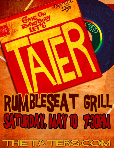 Rumbleseat Grill, May 2014