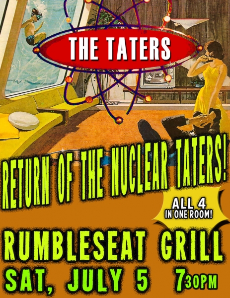 Rumbleseat Grill, Jul 2014