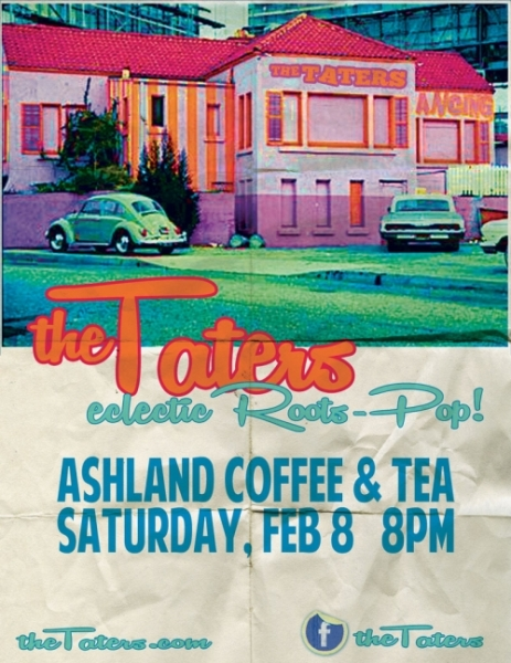 Ashland Coffee & Tea, Feb 2014