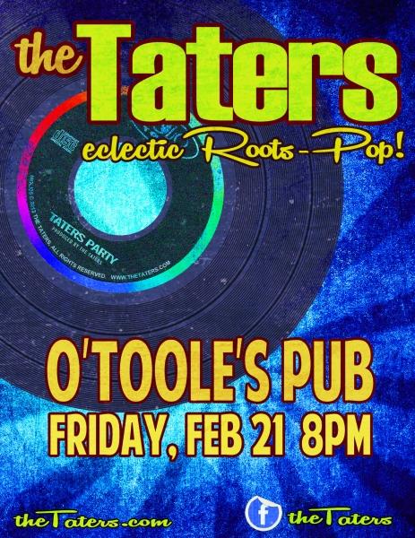 O'Toole's, Feb 2014