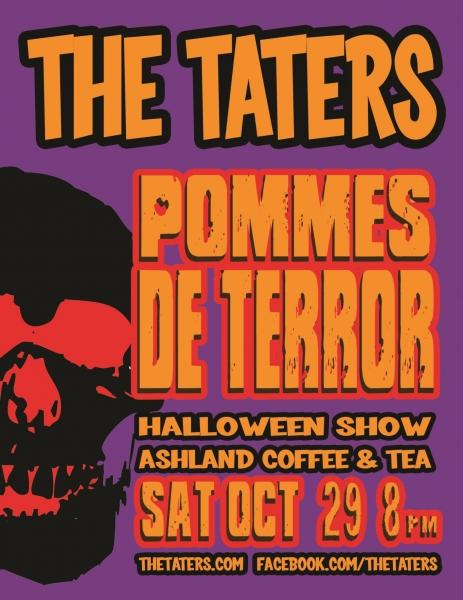 POMMES de TERROR, Halloween 2011