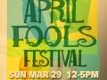 April Fools Festival, 2015