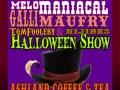 Melomaniacal Halloween Show 2013