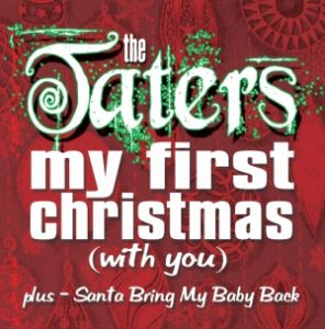 My First Christmas with You CD single