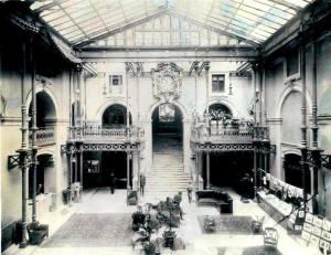 Jefferson Hotel 1900