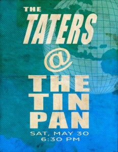 Taters at the Tin Pan